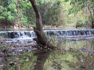 Hot spring - Pai